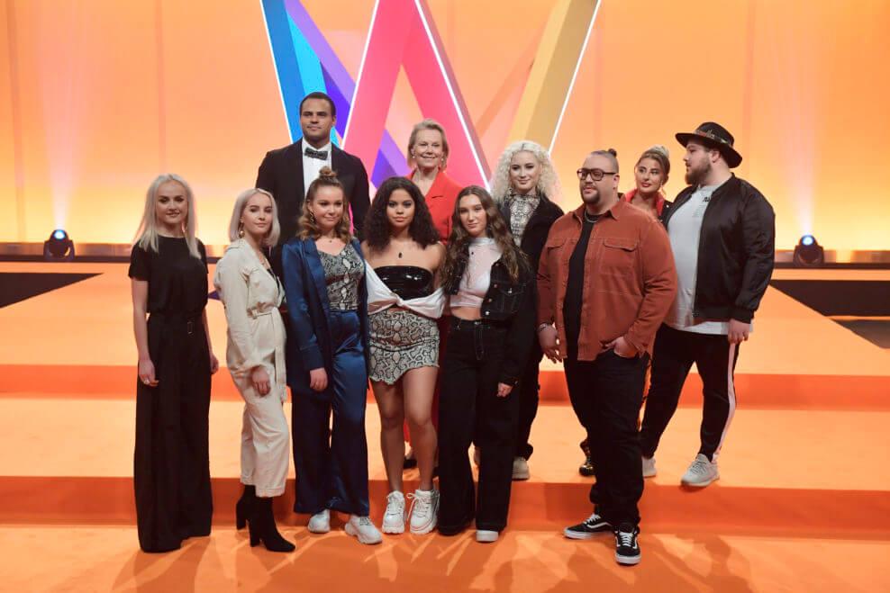 Melodifestivalen 2019 Deltävling 2