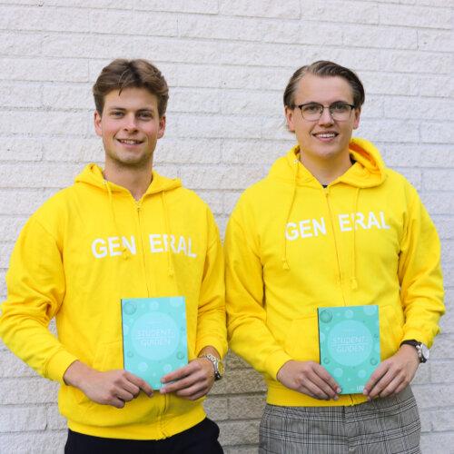 Serums generaler, Hjalmar Fransson och Jonathan Ljungqvist
